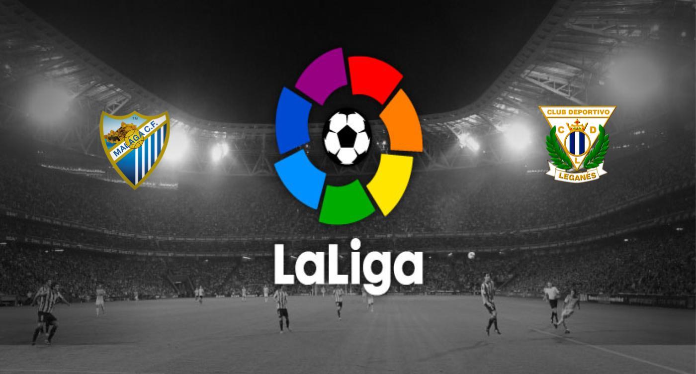 Málaga v Leganés