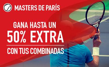 Masters de París 2017 Sportium