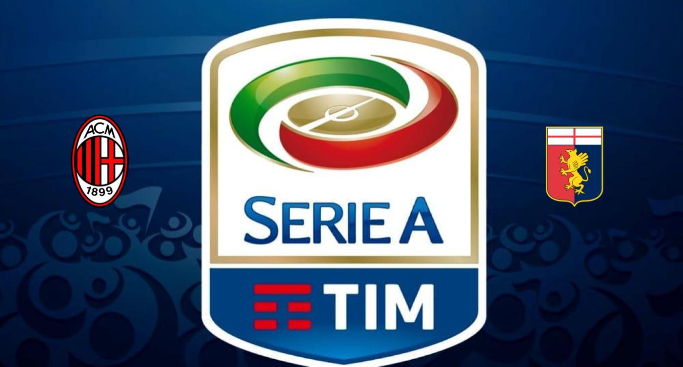 Milan v Genoa