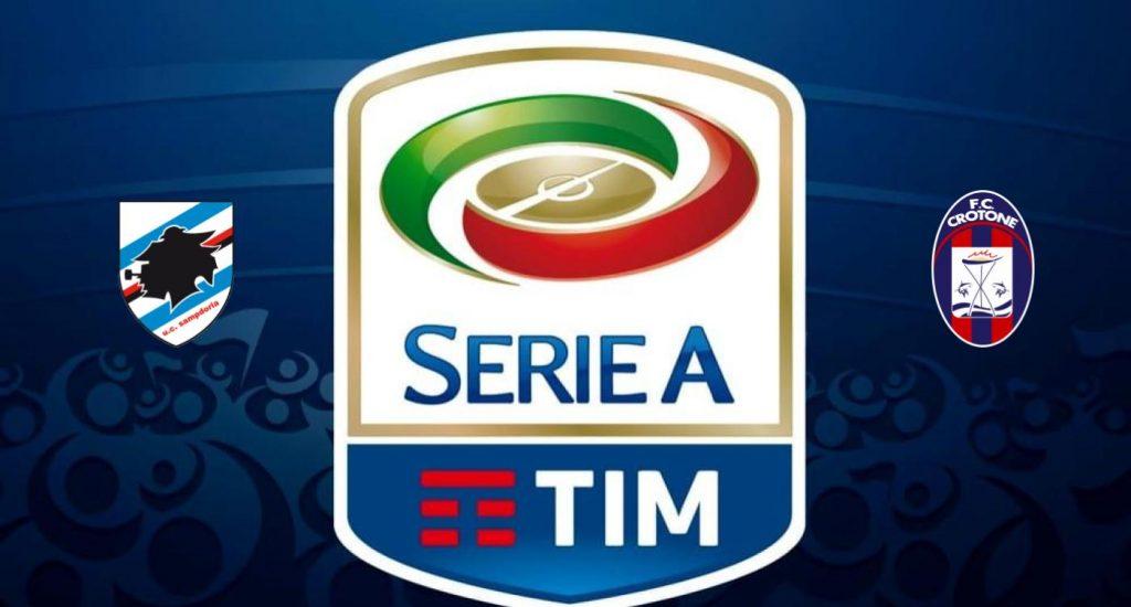 Sampdoria v Crotone Previa, Predicciones y Pronóstico