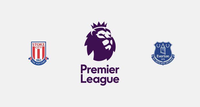 Stoke City v Everton Previa, Predicciones y Pronóstico