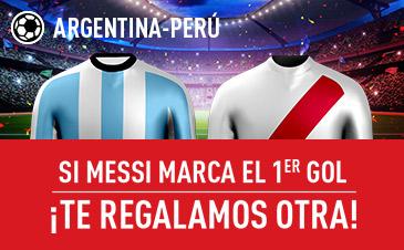 argentina v peru sportium
