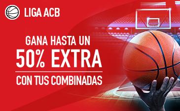 combinadas ACB Sportium