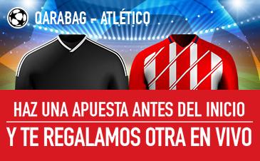 qarabag v Atlético Madrid Sportium