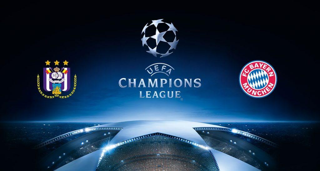 Anderlecht v Bayern Múnich Previa, Predicciones y Pronóstico