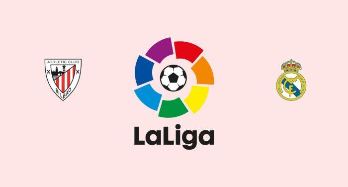 Athletic Club v Real Madrid Previa, Predicciones y Pronóstico 02-12-2017