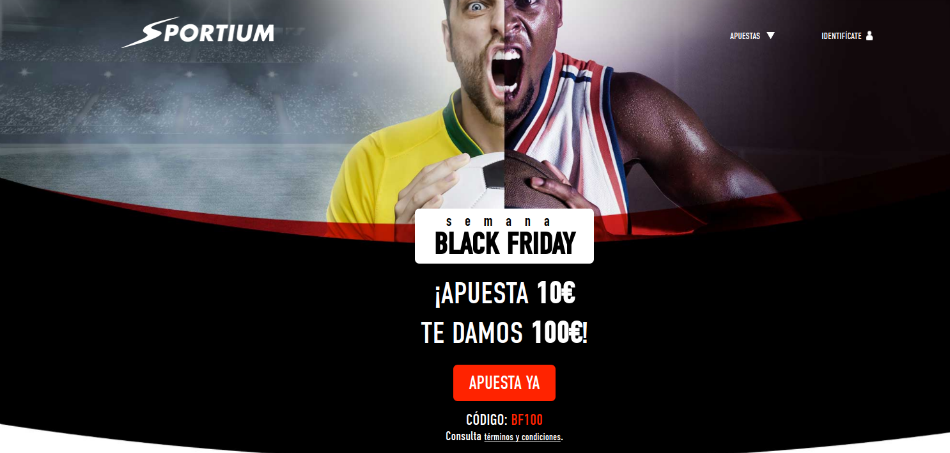 Black Friday Sportium