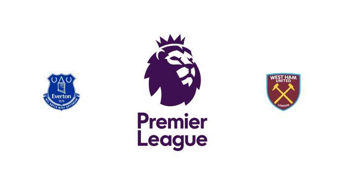 Everton v West Ham Previa, Predicciones y Pronóstico