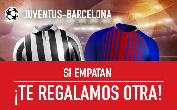 Juventus v Barcelona Sportium
