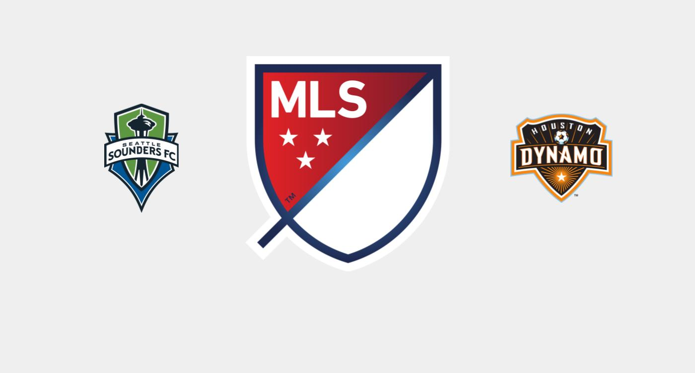 Seattle Sounders v Houston Dynamo MLS
