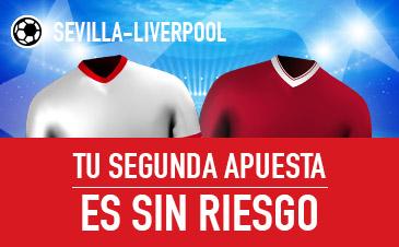 Sevilla v Liverpool Sportium