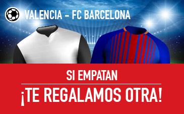Valencia v Barcelona Sportium
