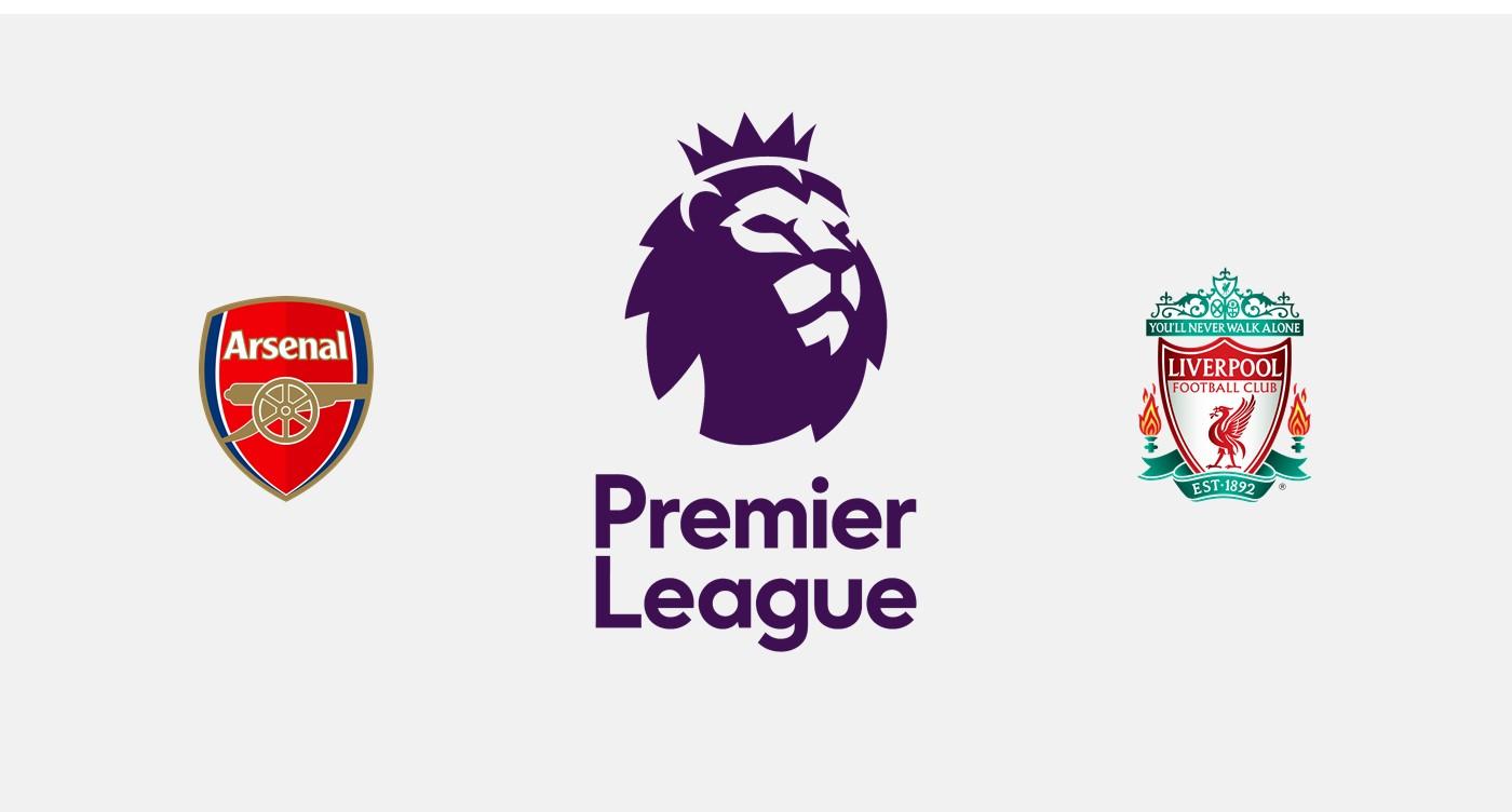 Arsenal v Liverpool Premier League