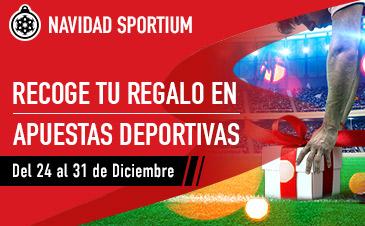 Navidad Sportium