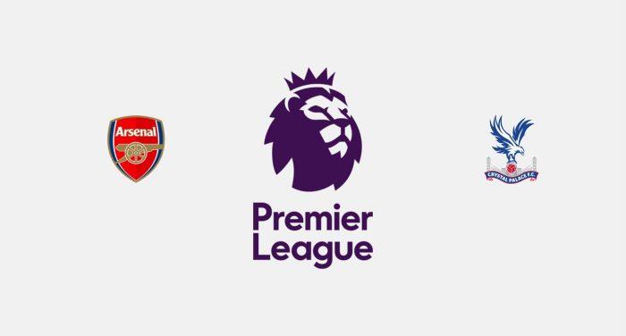 Arsenal v Crystal Palace Previa, Predicciones y Pronóstico