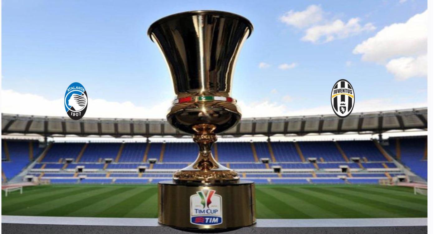 Atalanta v Juventus Coppa Italia