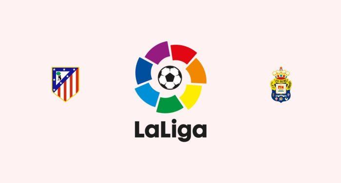 Atlético de Madrid v Las Palmas Previa, Predicciones y Pronóstico 08-01-2017
