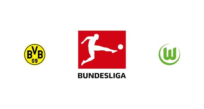 Borussia Dortmund v Wolfsburgo Previa, Predicciones y Pronóstico 14/01/2018