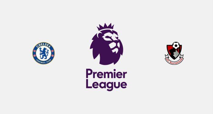 Chelsea v Bournemouth Previa, Predicciones y Pronóstico