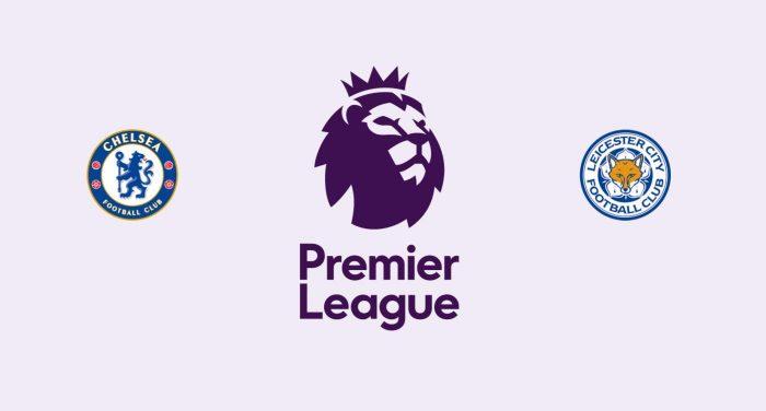 Chelsea vs Leicester Previa, Predicciones y Pronóstico 10/01/2018