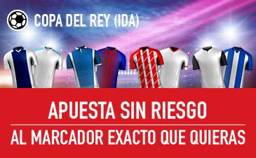 Copa del Rey Cuartos Sportium