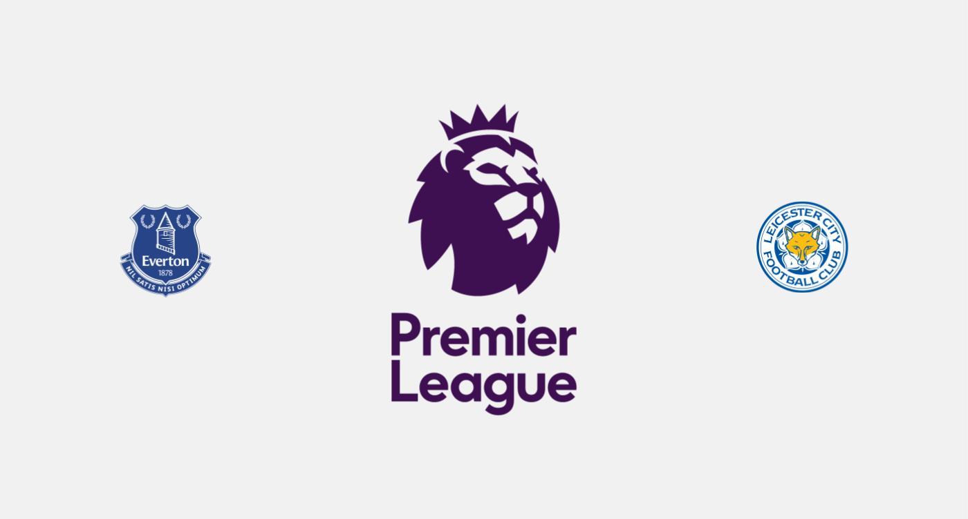 Everton v Leicester City Previa
