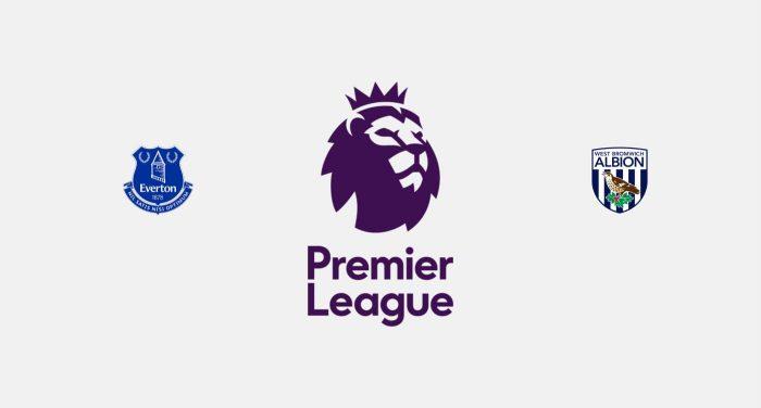 Everton v West Bromwich Albion Previa, Predicciones y Pronóstico