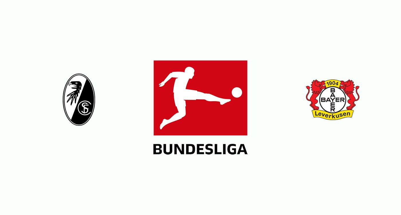 Friburgo v Bayer Leverkusen Bundesliga