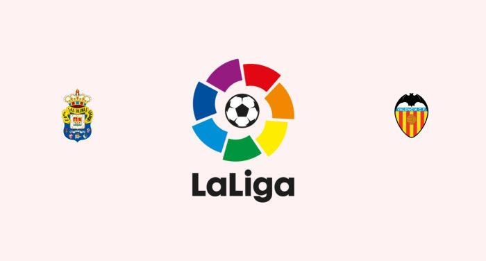 Las Palmas v Valencia Previa, Predicciones y Pronóstico