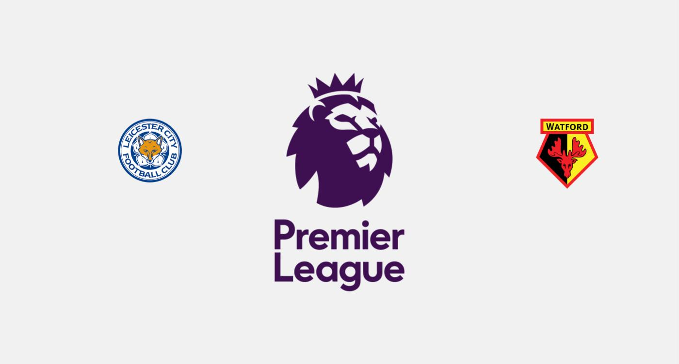 Leicester v Watford
