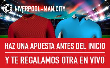 Liverpool v Manchester City Sportium