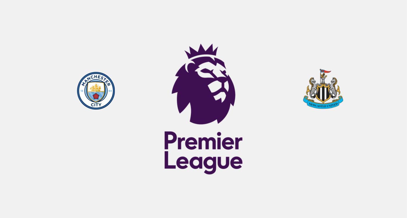 Manchester City v Newcastle