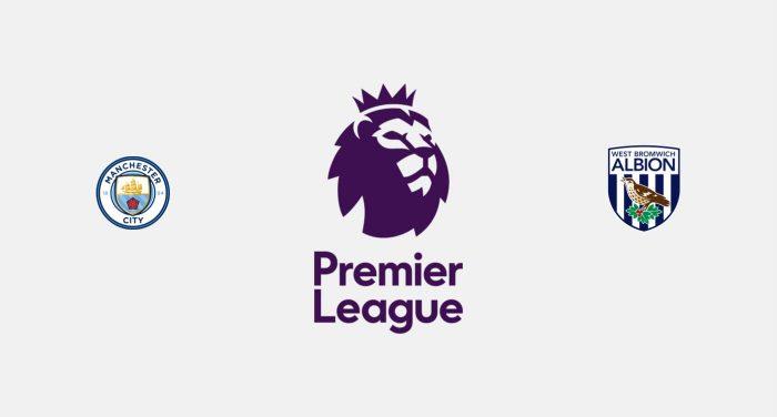 Manchester City v West Bromwich Previa, Predicciones y Pronóstico