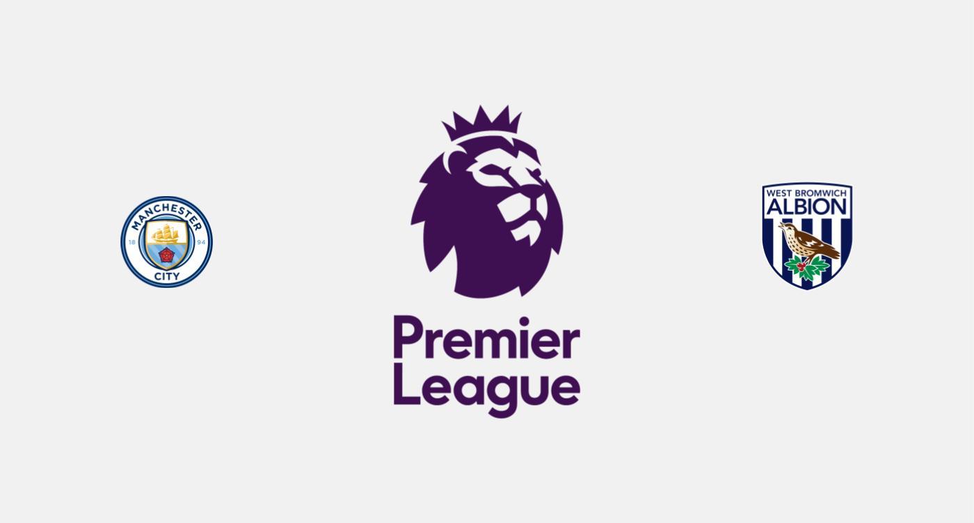 Manchester City v West Bromwich Previa
