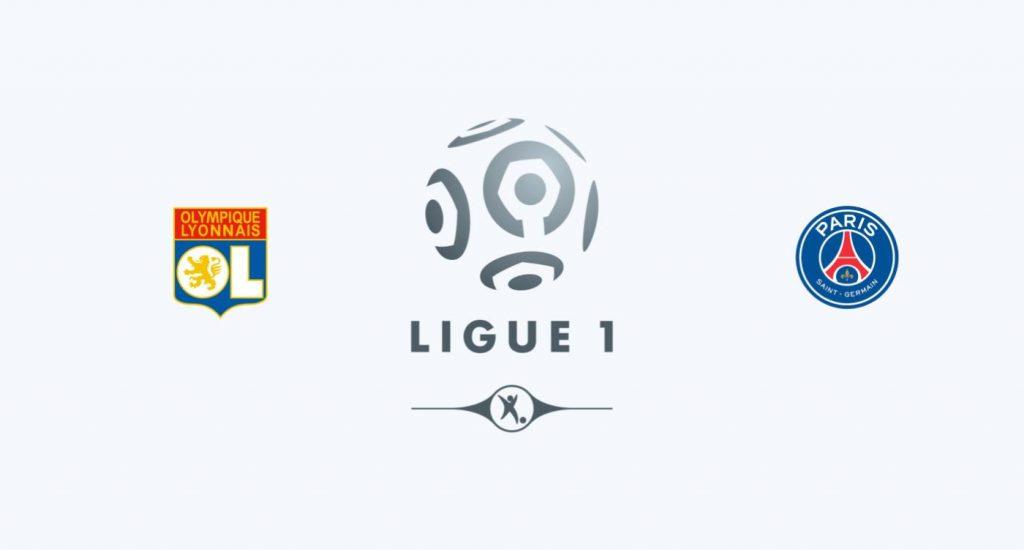 Olympique Lyon v PSG Previa, Predicciones y Pronóstico