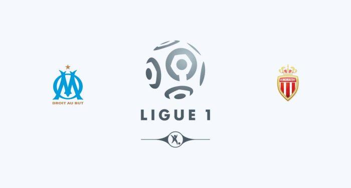Olympique Marsella v Mónaco Previa, Predicciones y Pronóstico