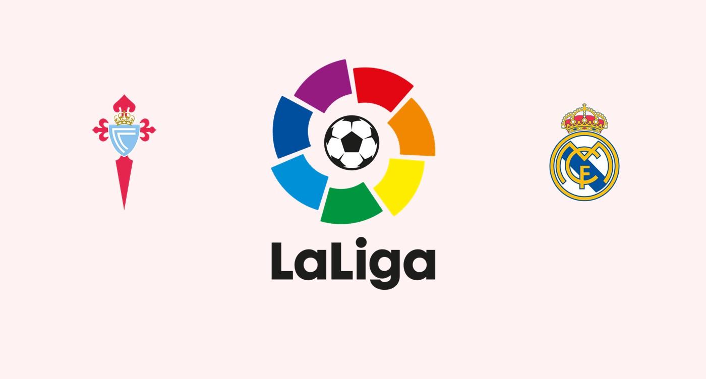 RC Celta Vigo v Real Madrid La Liga