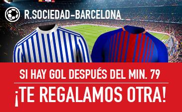 Real Sociedad v Barcelona Sportium
