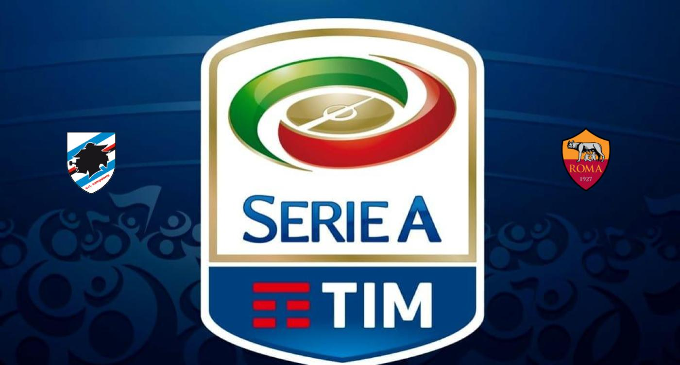 Sampdoria v Roma Previa