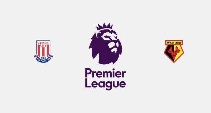 Stoke City v Watford Previa, Predicciones y Pronóstico
