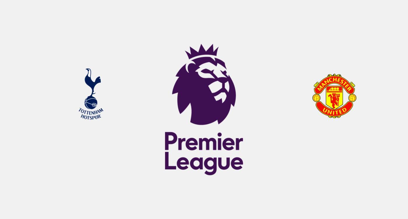 Tottenham v Manchester United pronóstico