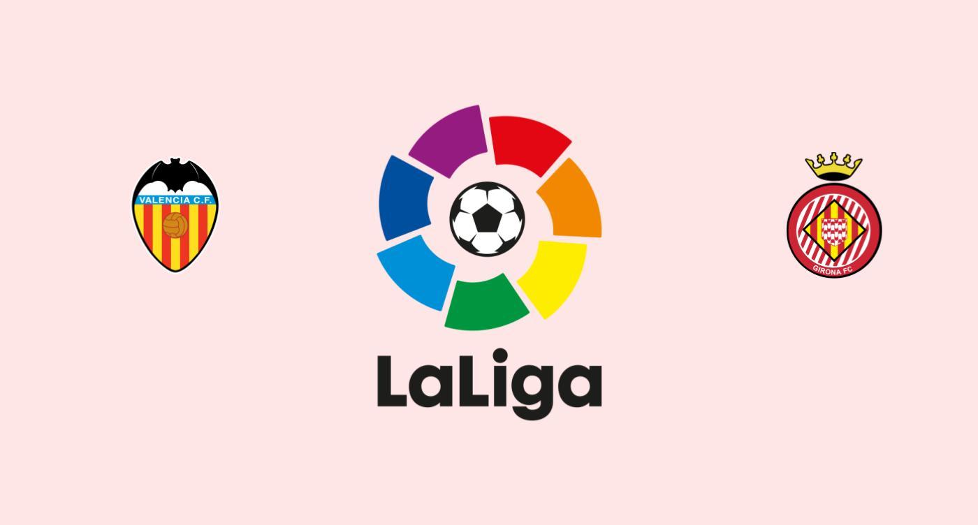 Valencia v Girona