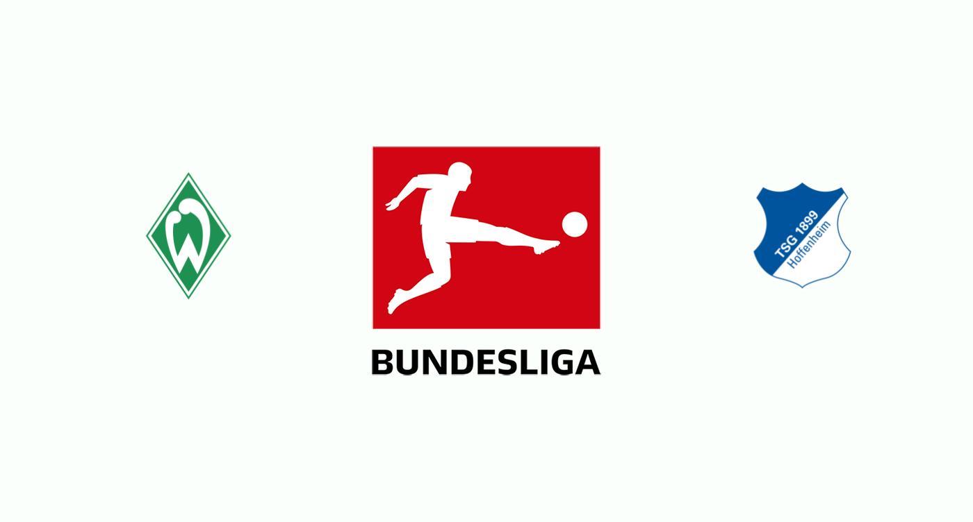 Werder Bremen v Hoffenheim