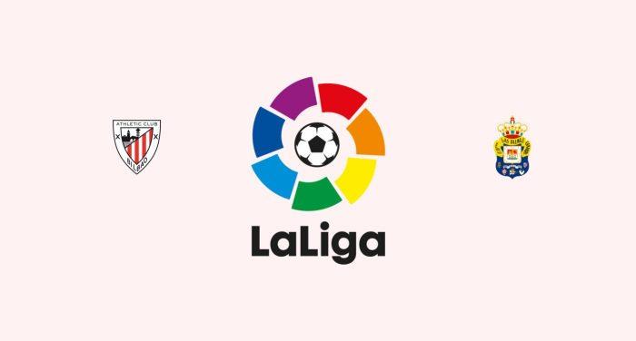 Athletic Club v Las Palmas Previa, Predicciones y Pronóstico