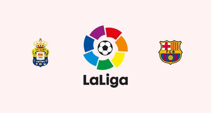 Las Palmas v Barcelona Previa, Predicciones y Pronóstico