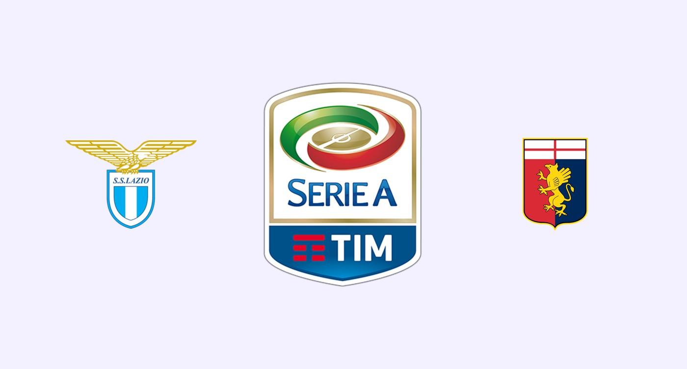 Lazio v Genoa Serie A
