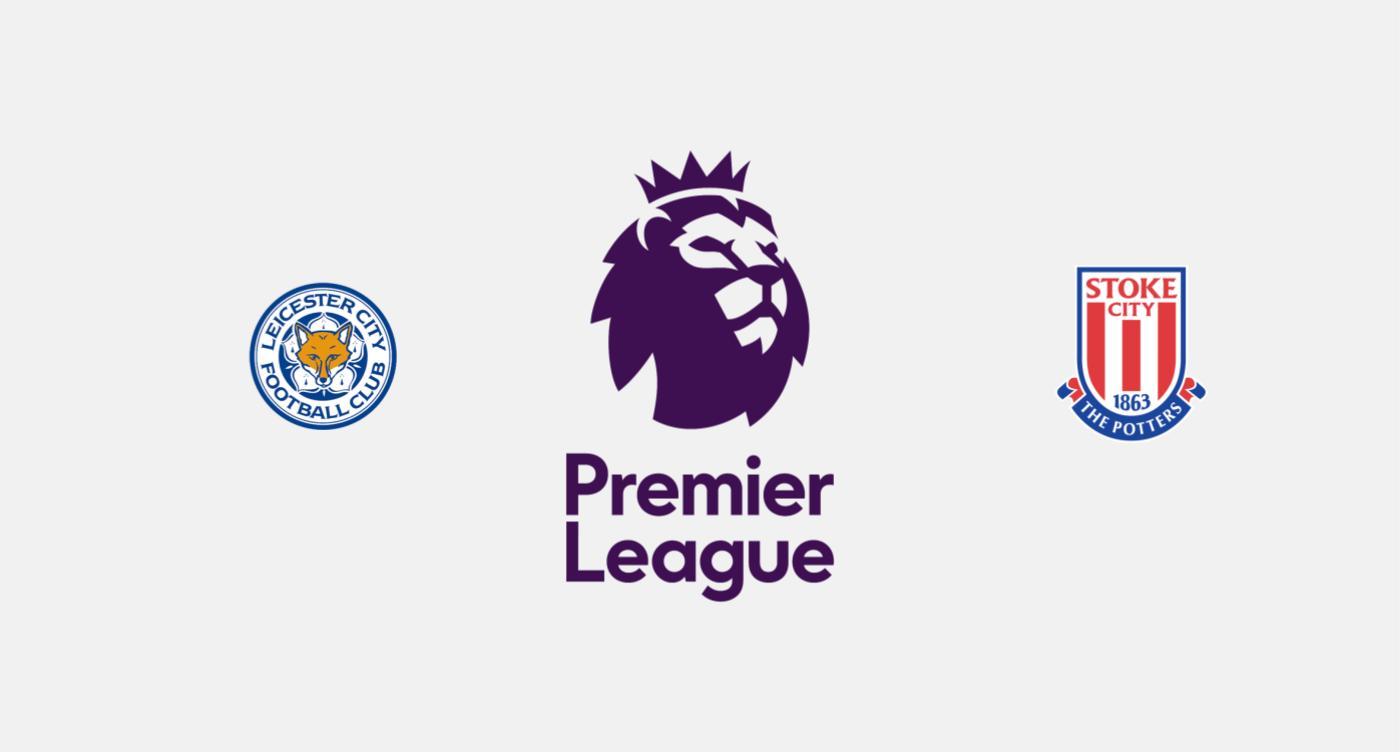 Leicester City v Stoke City