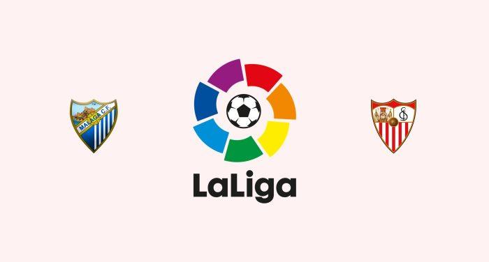 Málaga v Sevilla Previa, Predicciones y Pronóstico