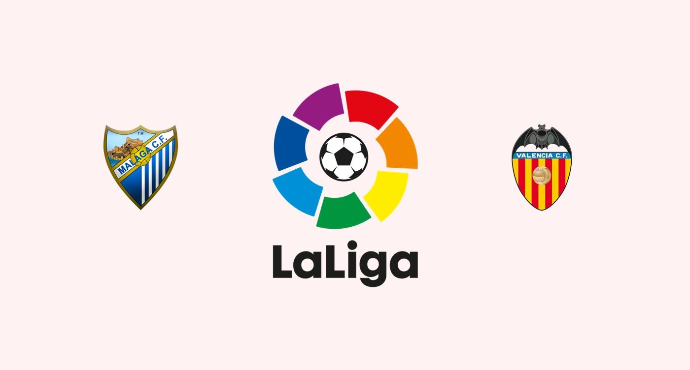 Málaga v Valencia
