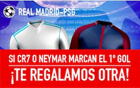 Real Madrid v PSG